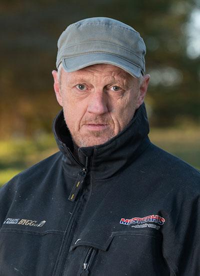Odd Jarle Hasund  Tømrer