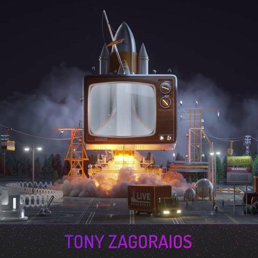 Tony Zagoraios