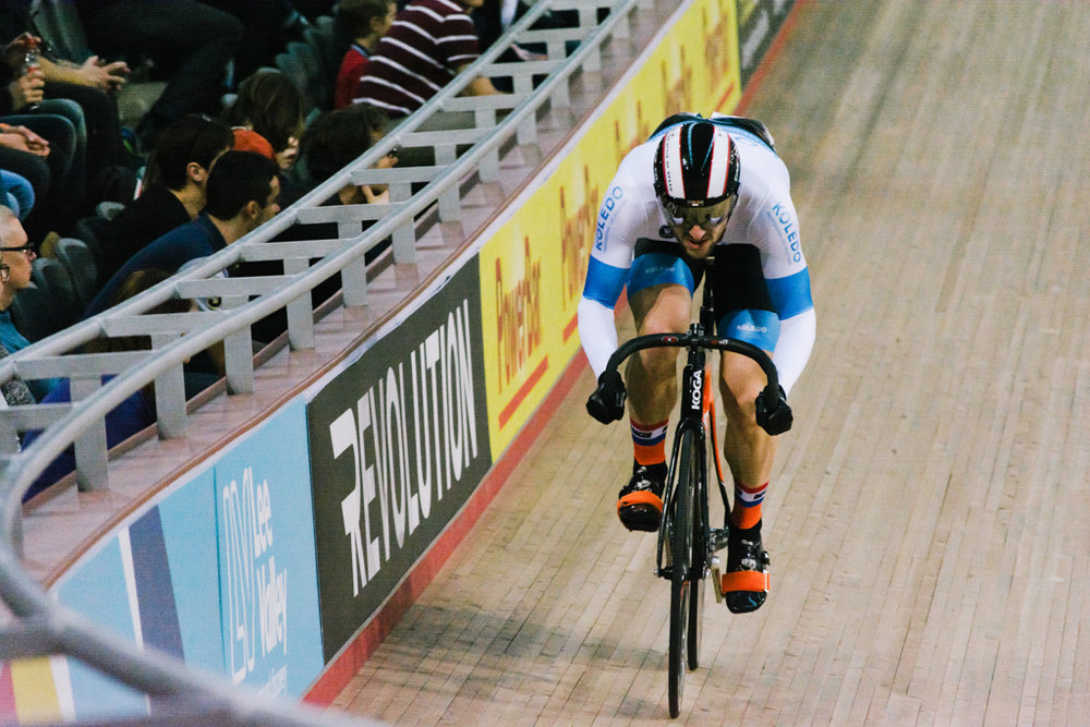 Revolution Series, Lee Valley VeloPark