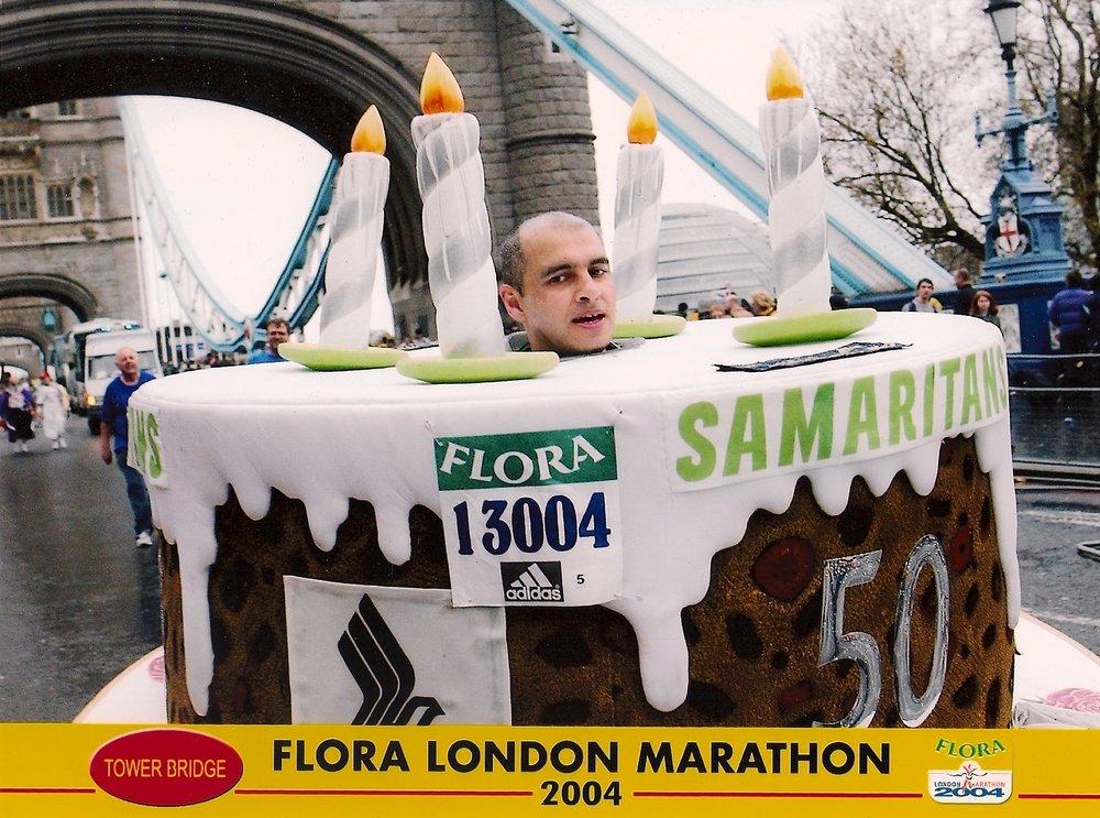 2004 London Marathon - Cake.jpg