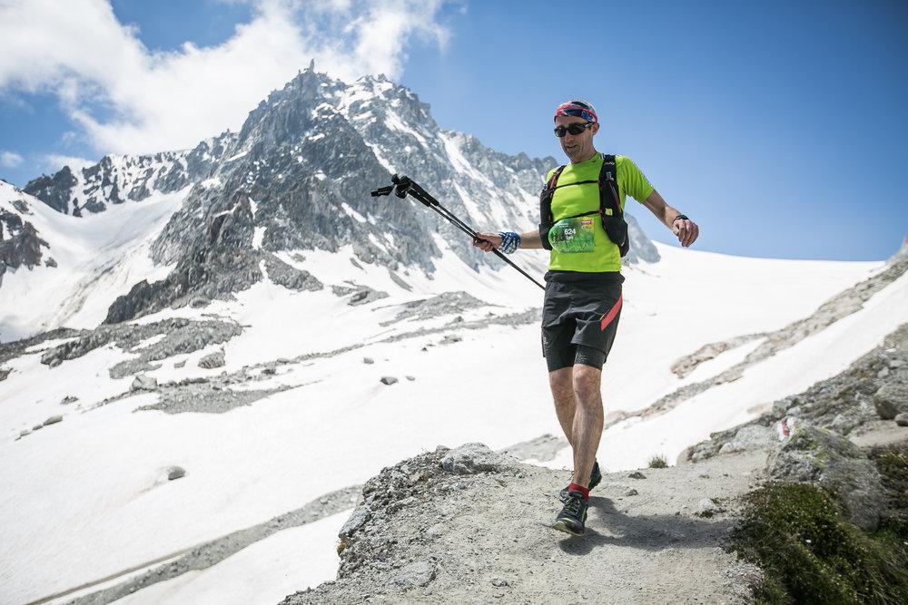 Verbier St Bernard, X-Alpine race