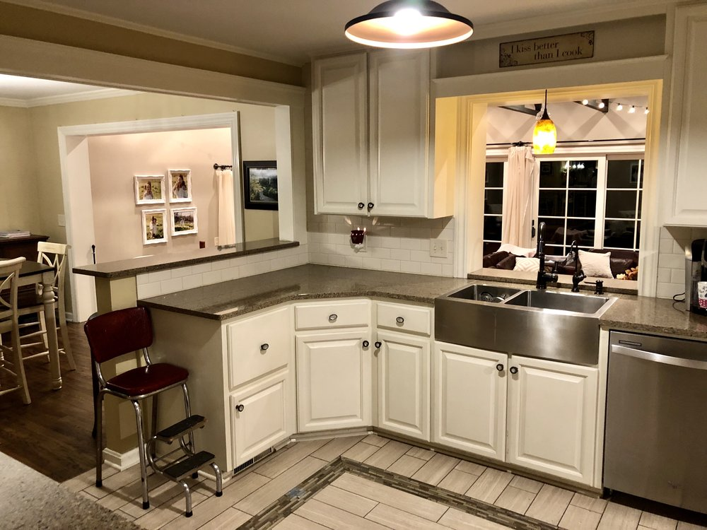 Our Kitchen Remodeling Services: