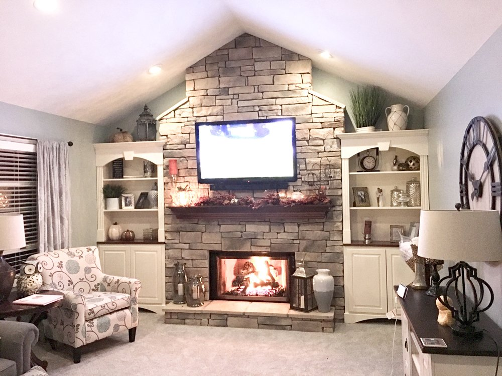 Our Living Space Remodeling Services: Custom Living Space Design