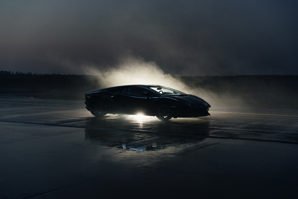 car lighting design production atmospheric cinematography matthew button commerical moody