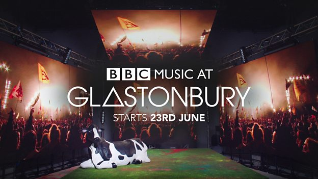 Glastonbury 2017 promotional video bbc music summer love lighting design