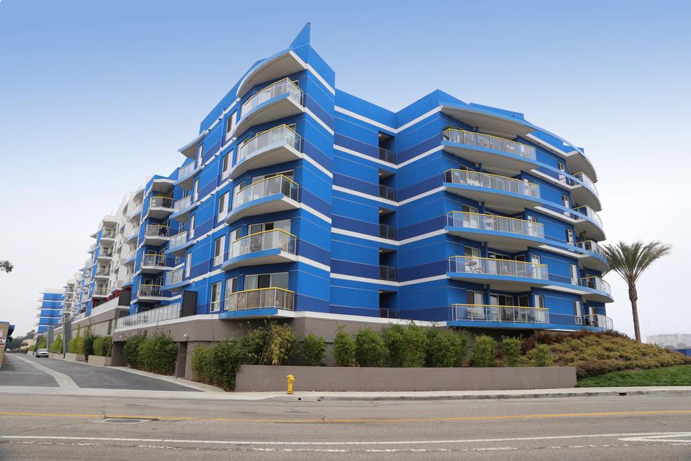 Shores – Marina Del Rey   544 Units – American Constructors