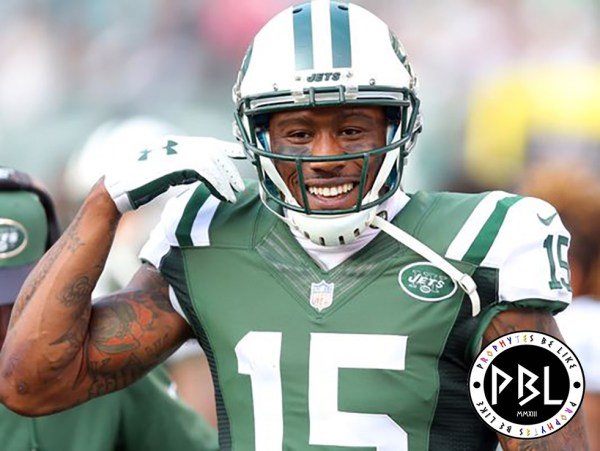 New York Jets Wide Receiver Brandon Marshall Defends Fraternity