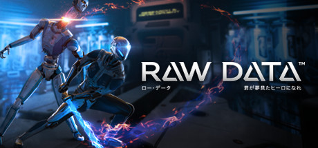 Raw Data Arcade:   Raw Data's action combat game-play, intuitive controls, challenging enemies, and sci-fi atmosphere will completely immerse you within the surreal environments of Eden Corp. Go solo—or team up with a friend—and become the adrenaline-charged heroes of your own futuristic techno-thriller