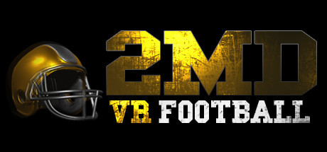 2MD VR Football:   2MD VR Football is a room-scale two-minute drill VR arcade experience that allows players to become the virtual quarterback they were born to be! Draw your own plays and customize up to 8 teams before taking them on the road to victory. Featuring fully interactive, industry-leading motion controls, customizable plays, two-minute drill gameplay, unlockable teams, leaderboards, achievements, an action packed bonus game, and more!