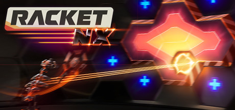 Racket NX   Racquetball meets Breakout inside a giant pinball machine! Racket: Nx is a new kind of game that challenges the limits of what you can do with a racket and ball in VR.