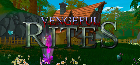 Vengeful Rites:   The world is being overrun by goblins and monsters and it falls to you to defend the realm of men against their invasion. You've got everything you need to accomplish your task. Your journey awaits...Explore every inch of a fantasy world steeped in mystery and danger while fighting against clever, nimble and sometimes colossal enemies that refuse to go down easily. Solve riddles and puzzles meant to bar your path or protect ancient treasures.