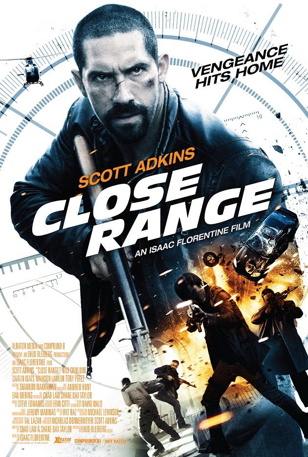 Close Range - 2015 - Victor Garcia