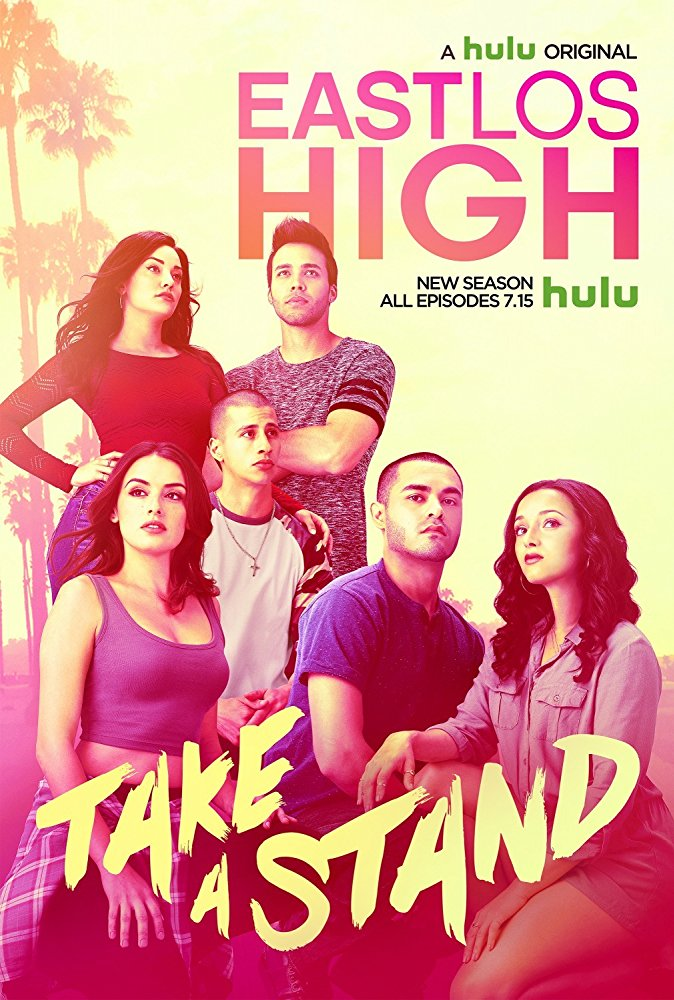 East Los High (TV Series) 2014-2015 - Nicolas Reyes