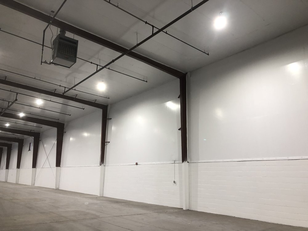 Our team was able to complete the project on schedule and provide incredible results. Despite indoor tennis courts being our strong suit, we are able to facilitate in the most unique projects.  Contact us  to discuss alternative projects and we can propose solutions that will improve your light quality and provide a more aesthetic appearance in your space.