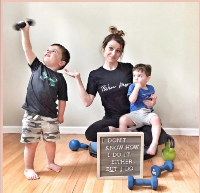Episode #15: - I am so happy to share with you my conversation with Michele Lovetri. Michele is a mom of twin boys and is unapologetic and open about her experience with infertility and the challenges she faced with anxiety and perinatal mood disorders. Michele believes that showing up and speaking out is the best way to support other moms and those who care about them. Listen in as we chat about when she found out she had twins on the way, how she's learned to ask for help, and why she's so passionate about helping other moms.
