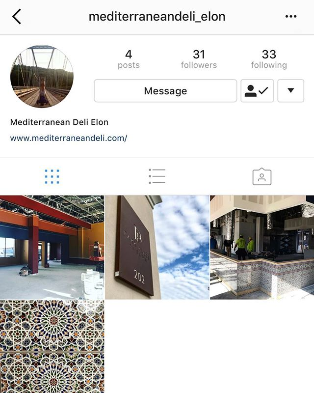 Go follow @mediterraneandeli_elon for updates on the new restaurant! We hope you are as excited as we are! #meddelielon