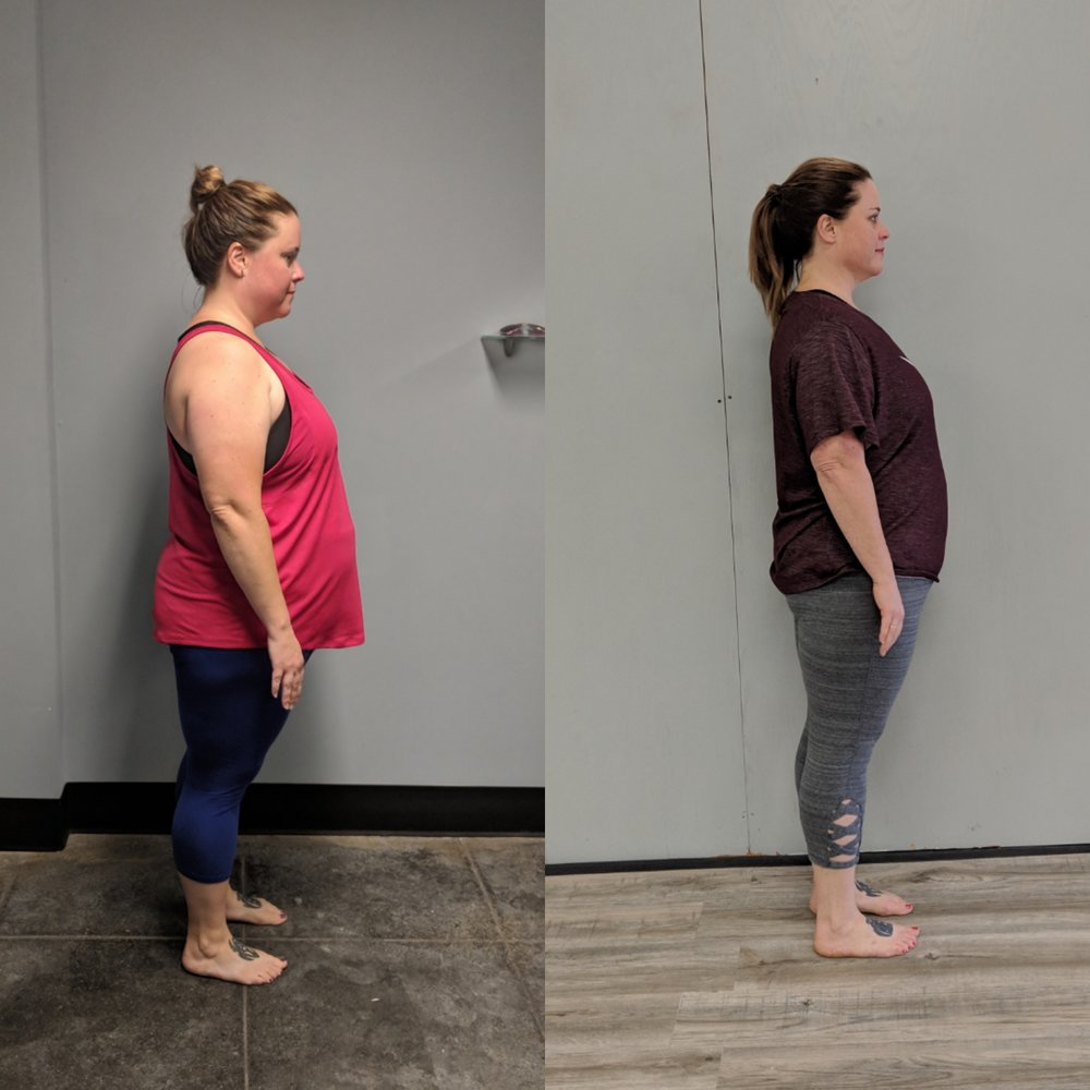 Lost 45 pounds in 4 months
