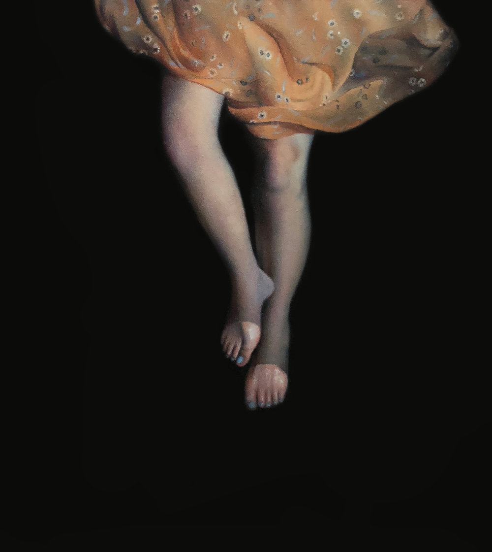 Bliss | 8x10 Oil on Panel | SOLD