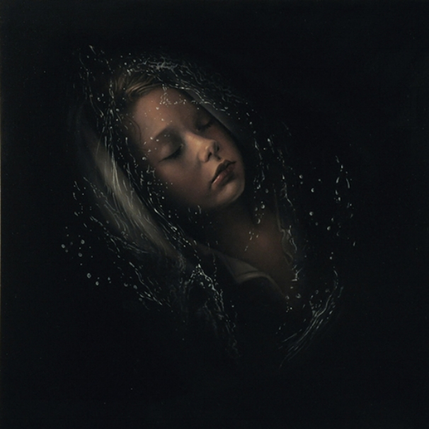 Encompass | 16x16 Oil on Panel | Sold