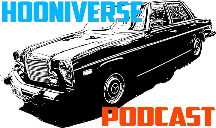 Jeff Glucker (Hooniverse Co-Founder & Executive Editor) is joined by Chris Hayes (CEO ShoutEngine & Producer of The Smoking Tire) to chat about cars. Well, that's the idea because it usually devolves into a discussion about life, the universe, and everything ... especially beer. - Hooniverse