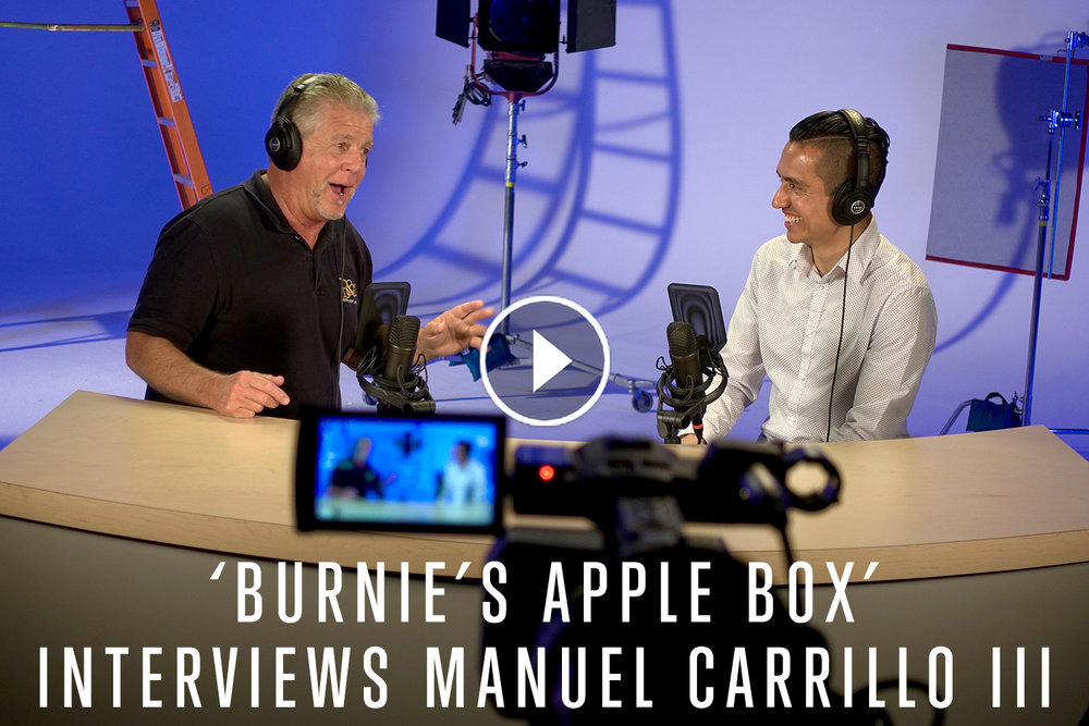 Manuel on Burnie's Apple Box.jpg