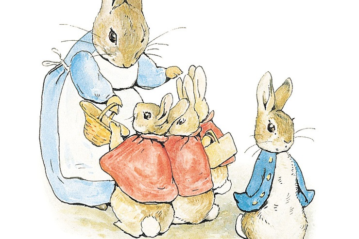 Episode 32 - Peter Rabbit(for Michael)