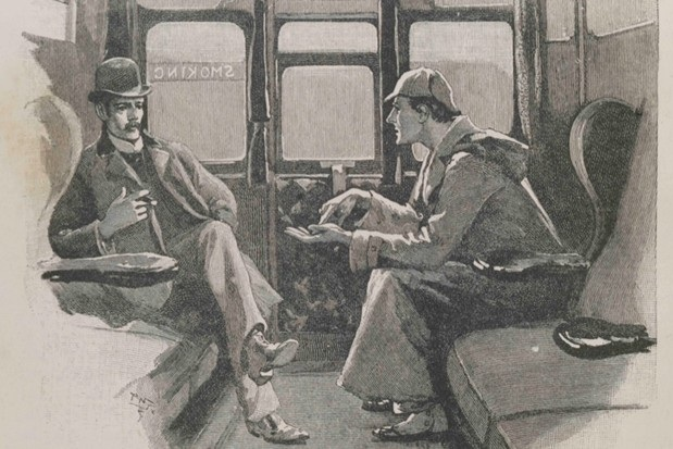 episode 41 - Sherlock Holmes