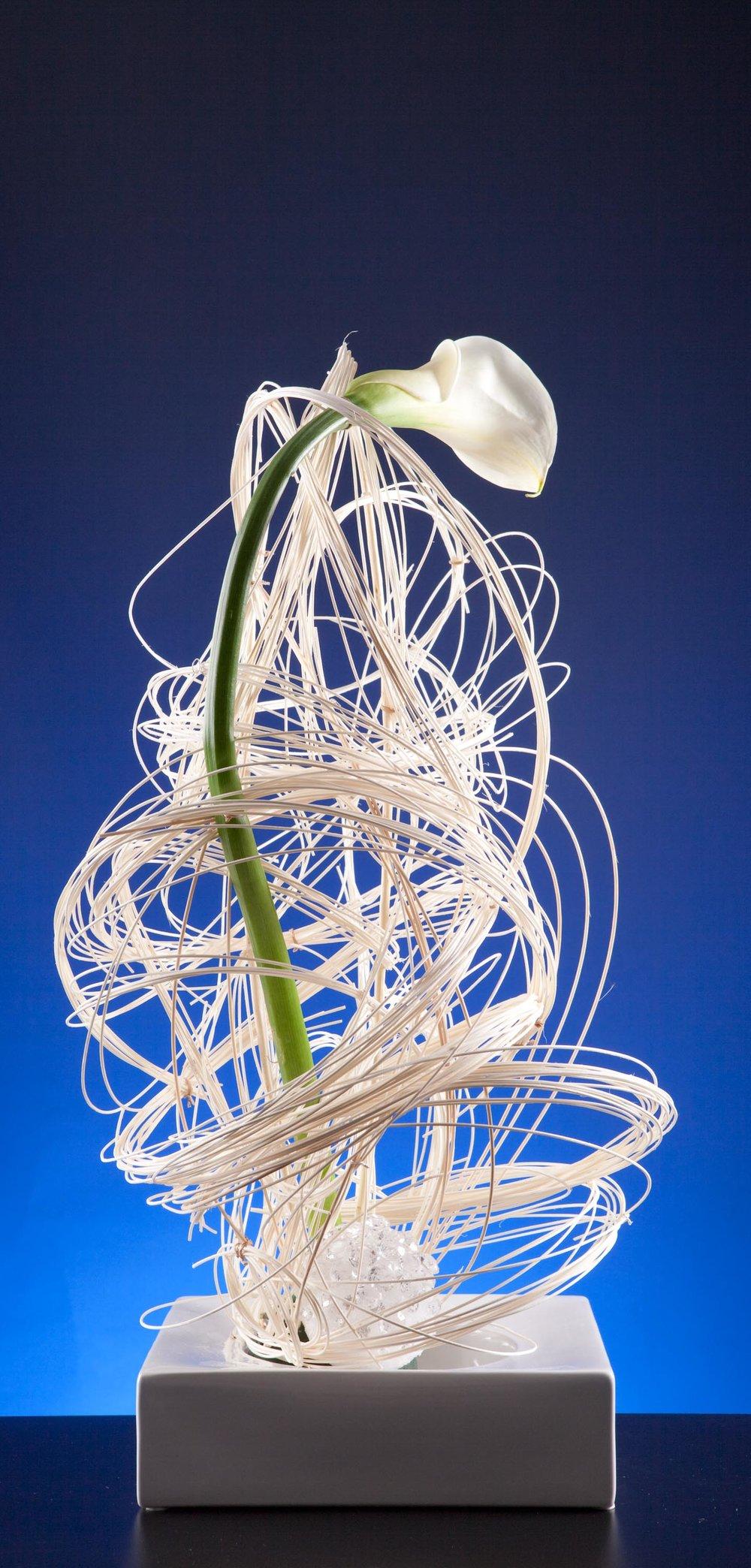 Creative design by Hitomi Gilliam AIFD