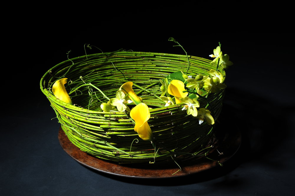 image courtesy of Taiwan Floral Art Magazine