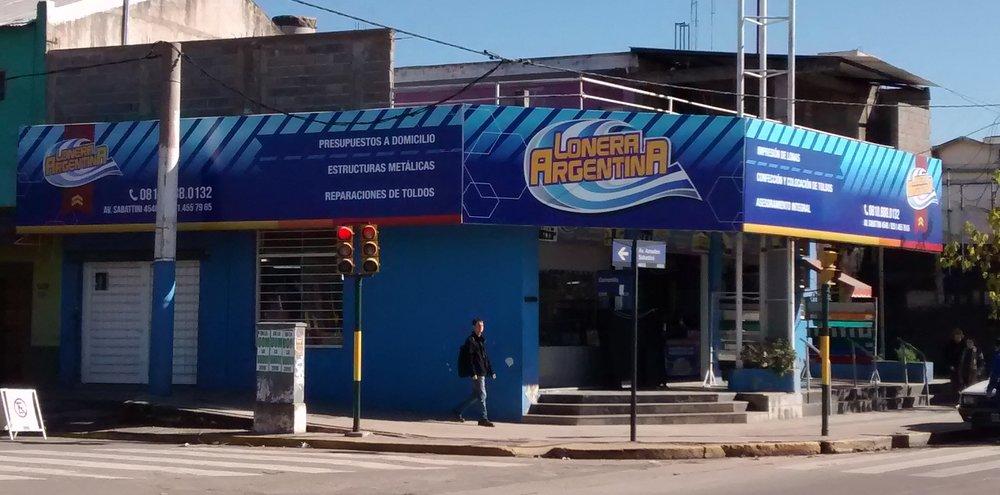 Nuestro local situado en Av. Sabattini 4548, Córdoba