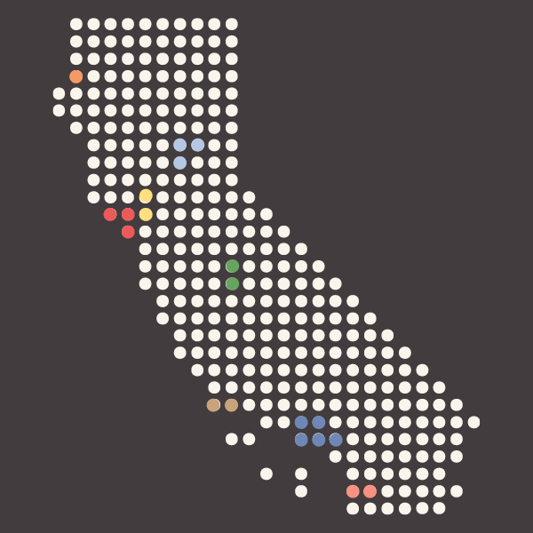 Mobilize California - City by City