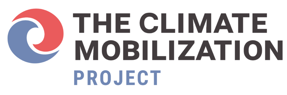 Climate Mobilization Project is a 501(c)(3) nonprofit  dedicated to growing a movement of people calling for a truth-based response to climate change that matches the scope, scale, and speed of the emergency.    Donations to CMP are tax-deductible.