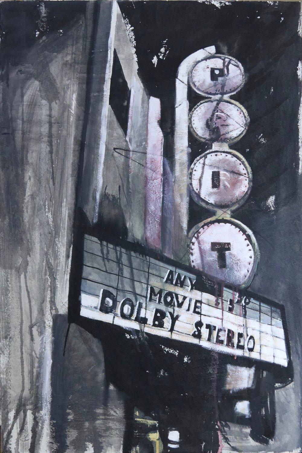 Film Noir At The Old Port