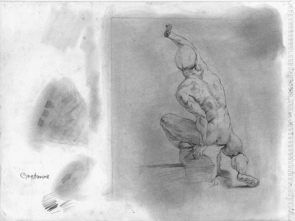 Copy of a Rembrandt
