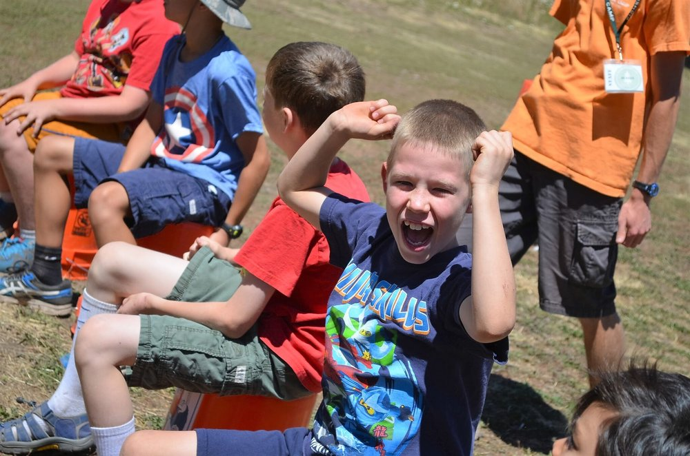 YOUNG ADVENTURERS - For campers entering grades 3–6
