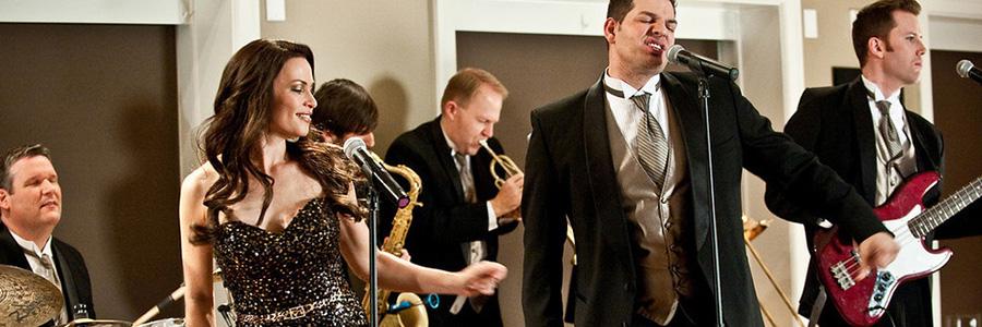 Wedding Reception Music Basics Band Vs Dj Accurate Productions