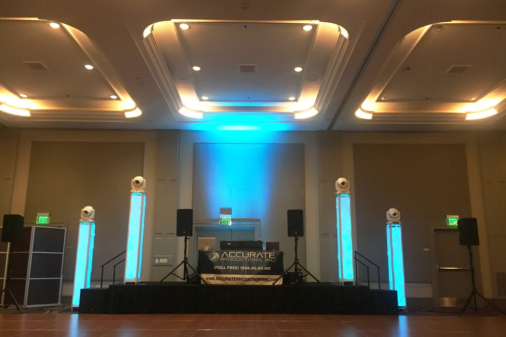 Accurate Productions - Davis High Prom Lighting Setup.jpg