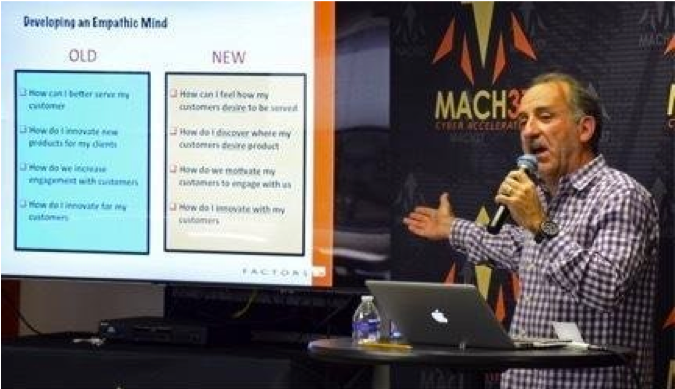 Mach37 Incubator and Accelerator - Even startups need to organize with agility and empathy from day one