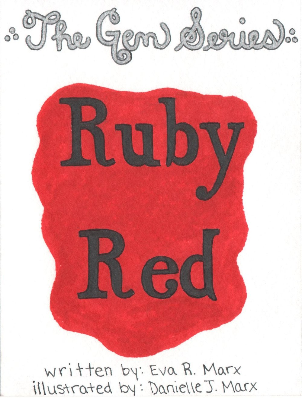 The Gem Series Book #2 Ruby Red