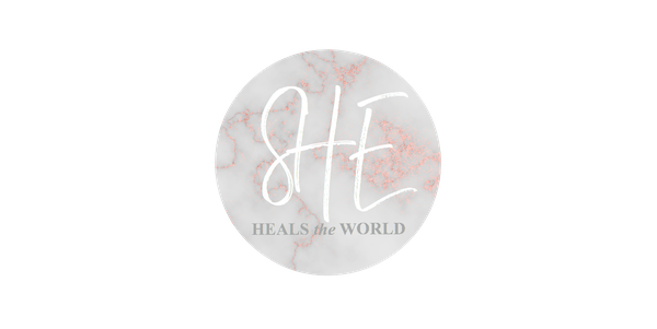She heals the world logo.png