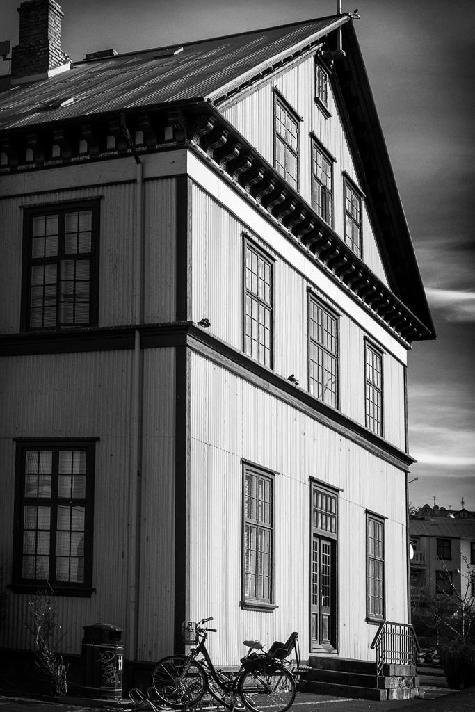 In Reykjavík