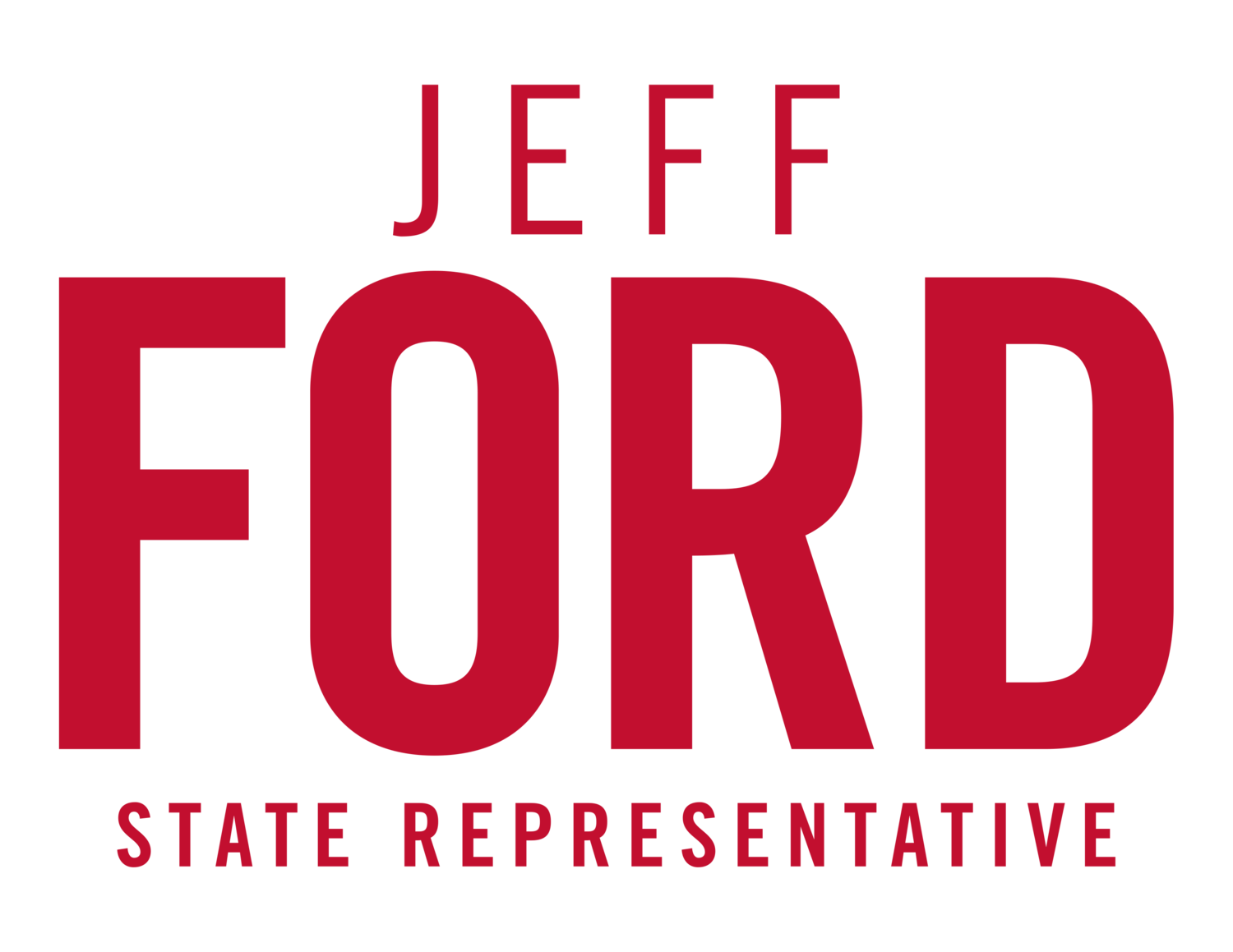 Vote Jeff Ford