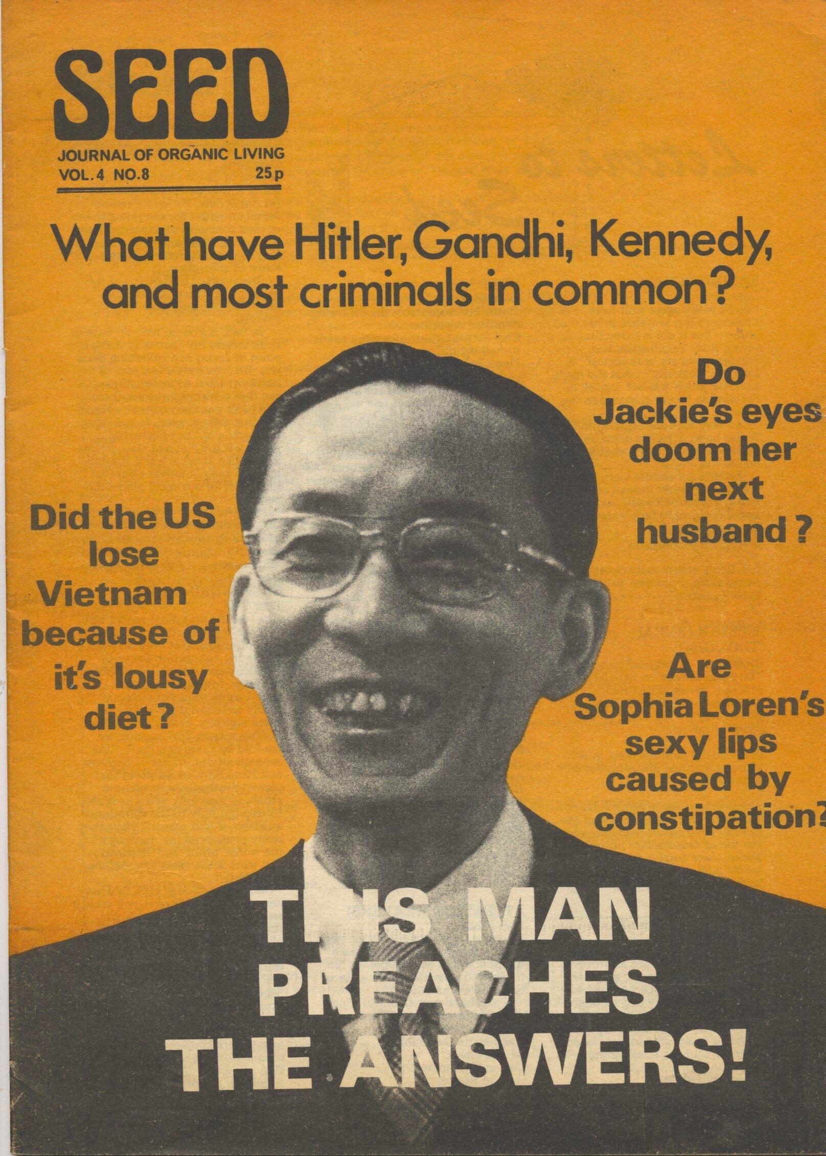 Seed Magazine 1975