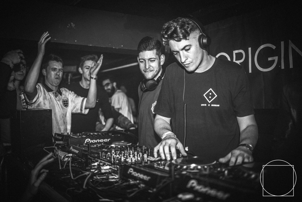 Skream - OPEN TO CLOSE PART II, COMING SOON.