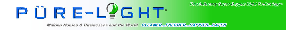 Pure Light Technologies A new way to clear the air!