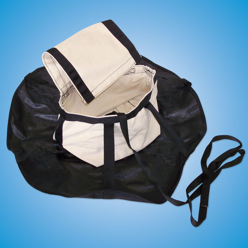 Small Launcher Chute Bag: #4051  Large Launcher Chute Bag: #4053