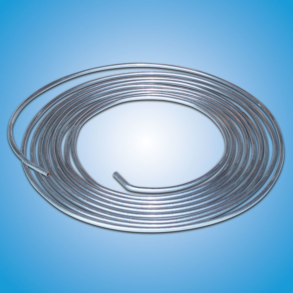 Application Tubing, 1/4 inch OD Steel  Part #FBTUB9060 — $3.50 / foot