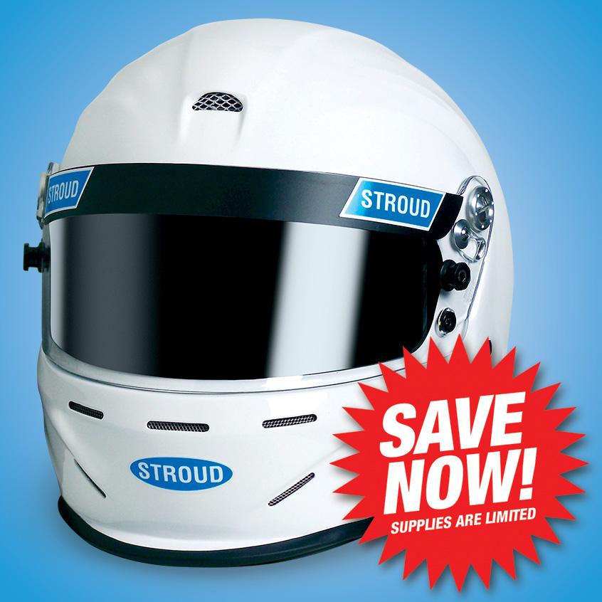 Stroud Helmet #815