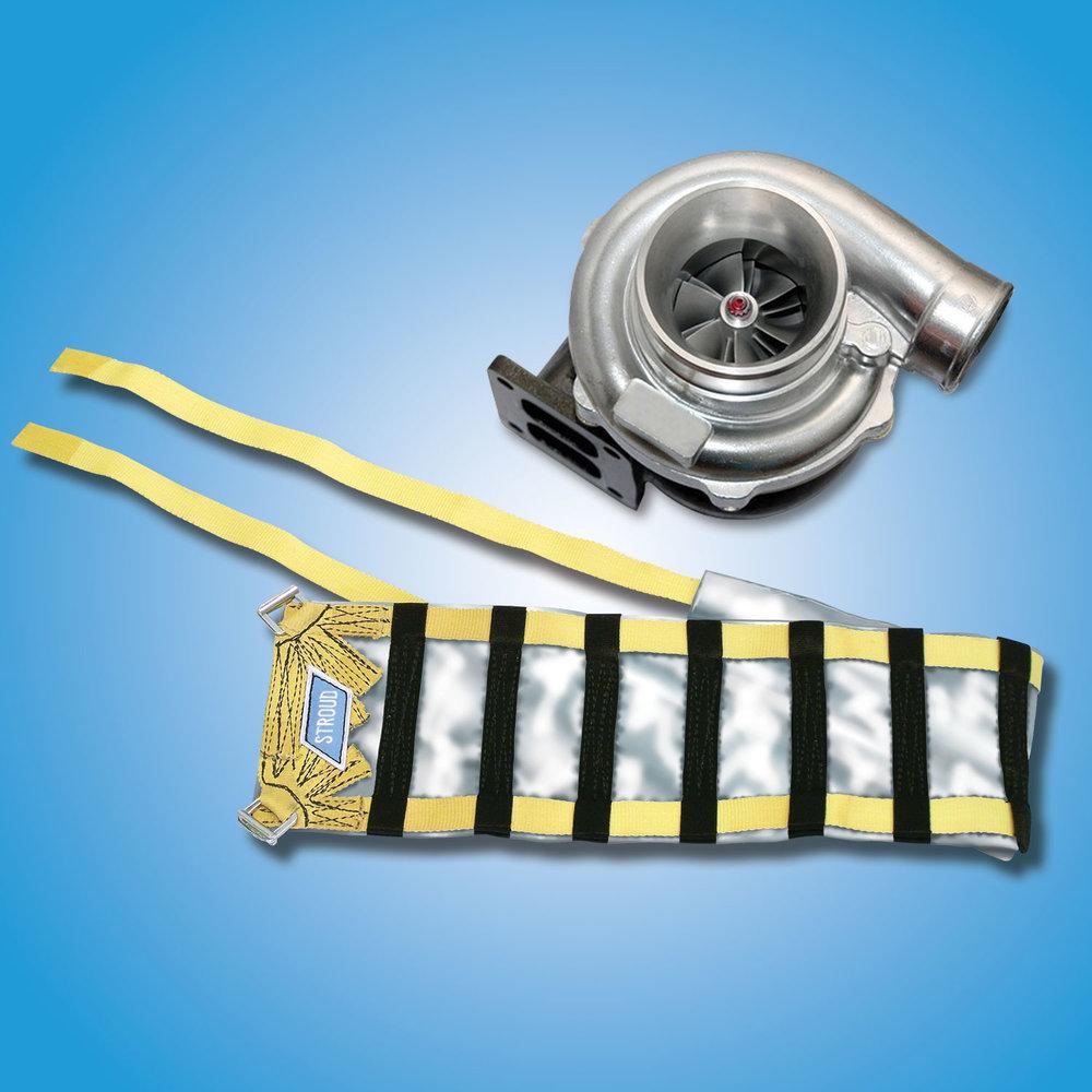 Turbocharger Blanket: #00000