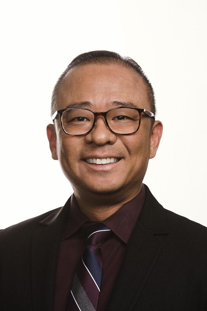 Mark Liu, Orchestra Division President Elect
